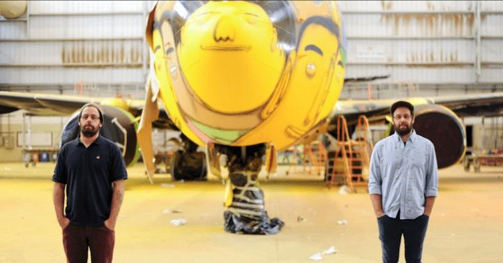 Brazylijski samolot pilkarski 14