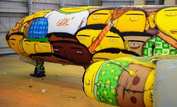 Brazylijski samolot pilkarski 2