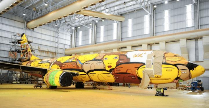 Brazylijski samolot pilkarski 4