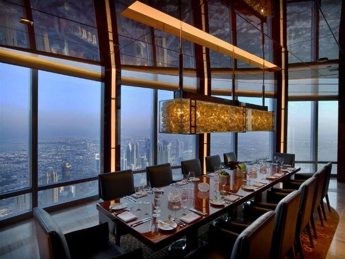 Niesamowite restauracje z całego świata