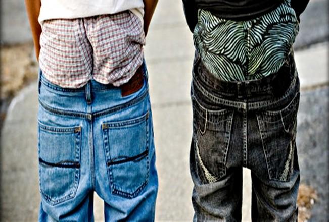 baggy spodnie 6