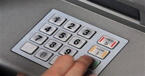 bankomaty na czytnik żył mini