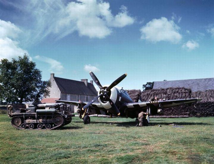 D-Day lądowanie w Normandii unikatowe fotografie