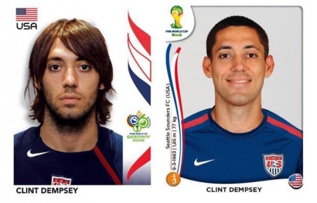 Dempsey kiedyś i dzisiaj