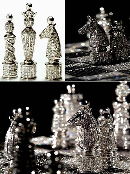 diamentowe szachy