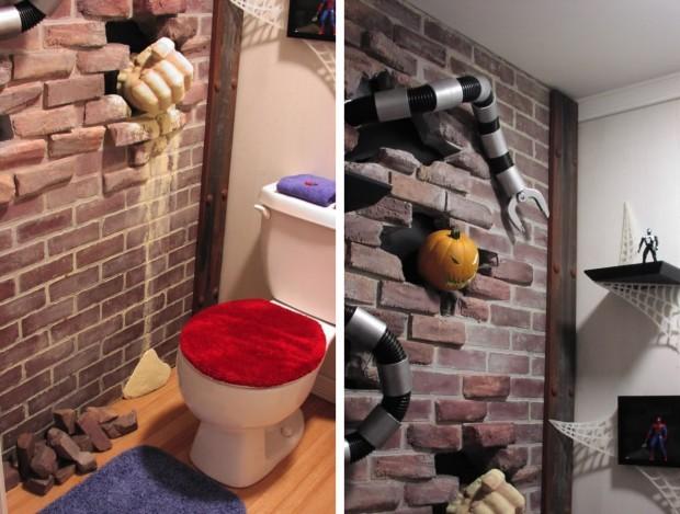 dziwne toalety