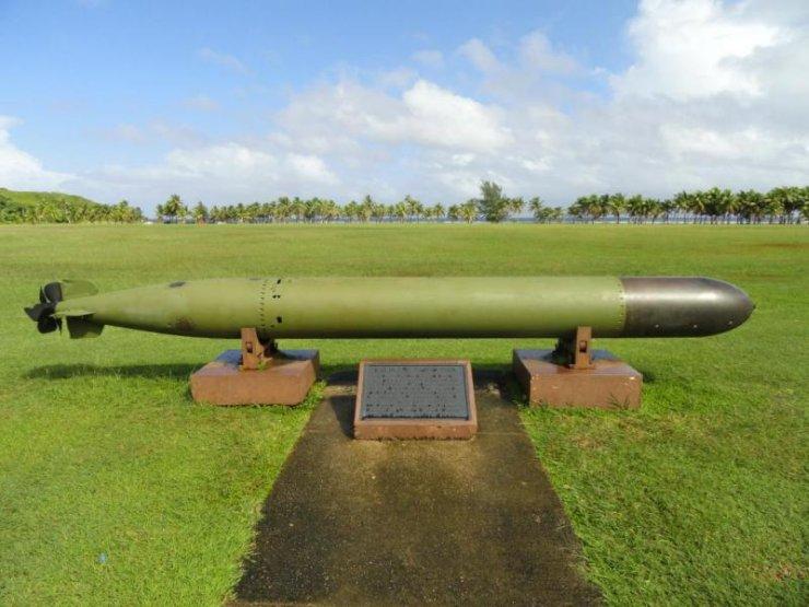 muzeum wojenne na wyspie Guam