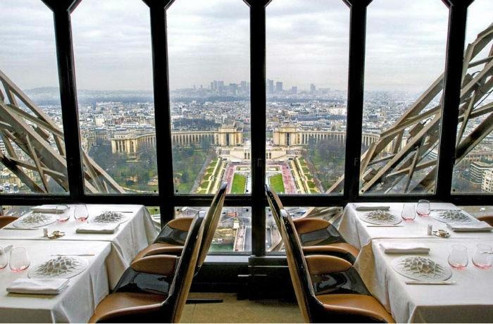 30 restauracji, w których najesz się widokiem z okna