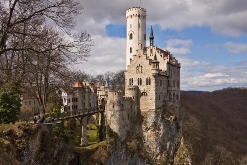 10 państw świata najrzadziej odwiedzanych przez turystów - Lichtenstein