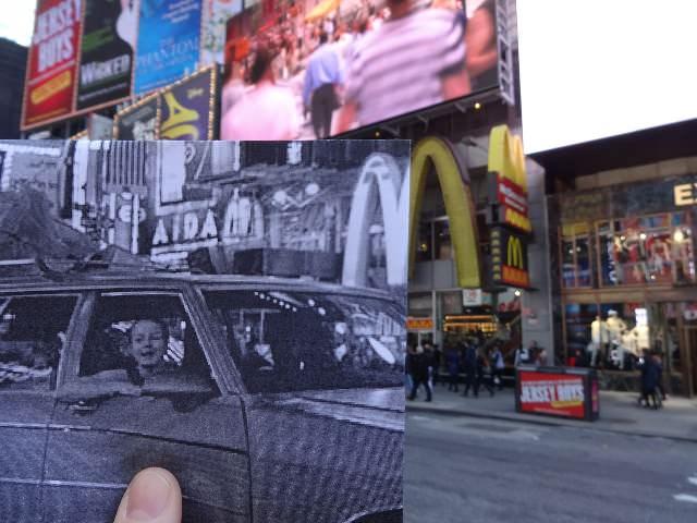 scena z filmu In America