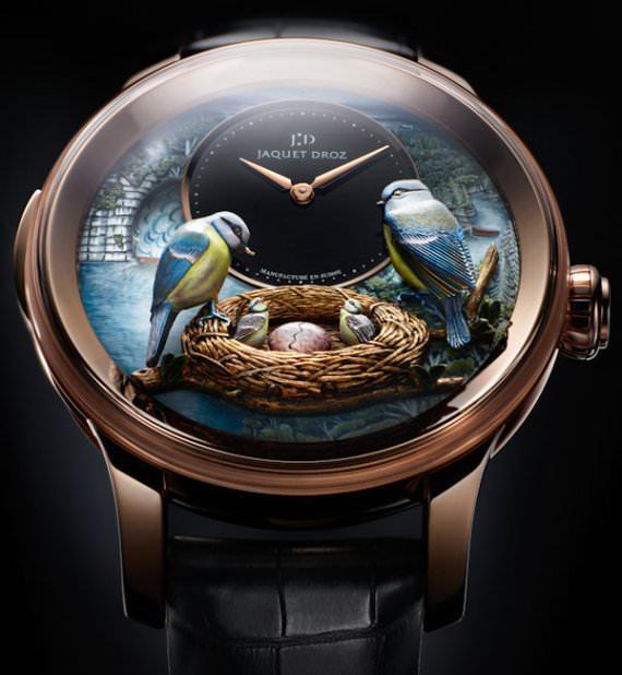 zegarek Bird Repeater