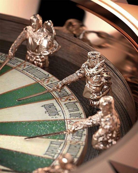 fajne zegarki - Excalibur