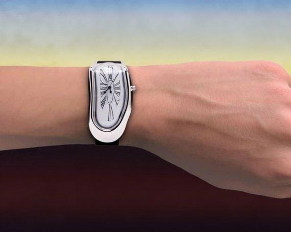 fajne zegarki - Salvador Dali