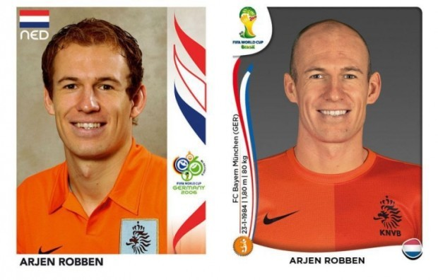 Robben kiedyś i dzisiaj