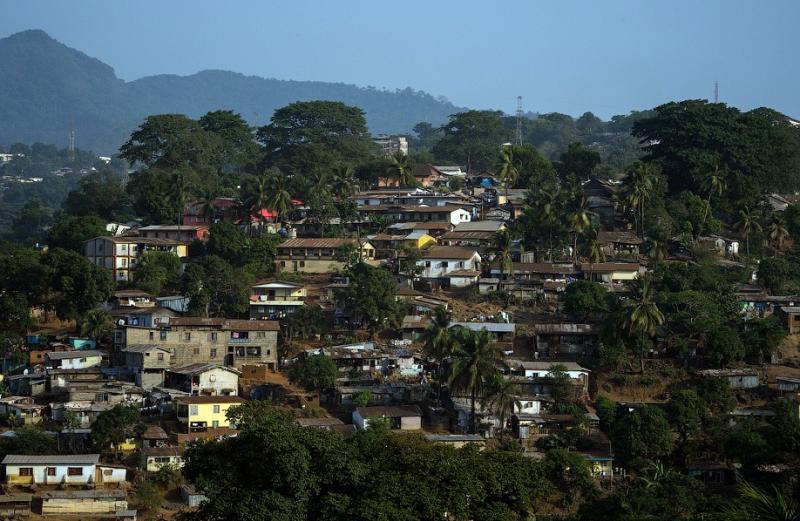 10 państw świata najrzadziej odwiedzanych przez turystów - Sierra Leone