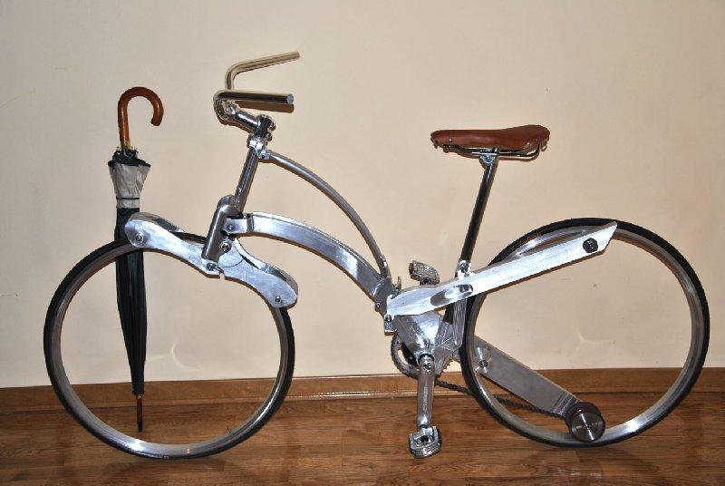 Składany rower Sada Bike