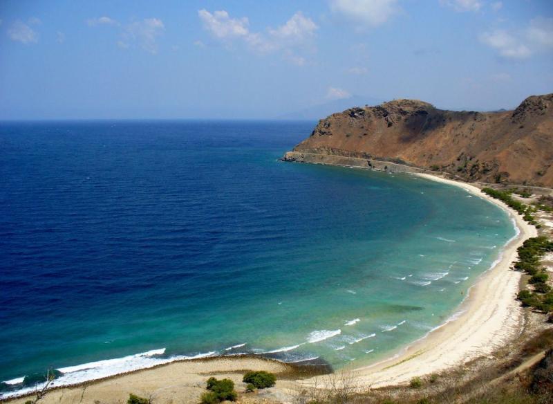 10 państw świata najrzadziej odwiedzanych przez turystów - Timor Wschodni