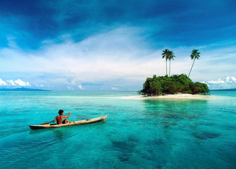 10 państw świata najrzadziej odwiedzanych przez turystów - Wyspy Salomona