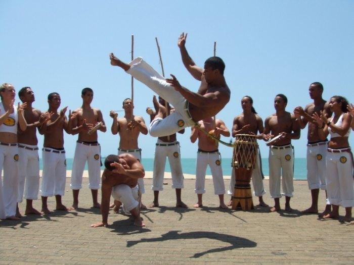 Brazylia Capoeira