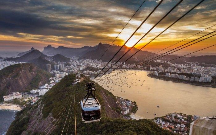 Brazylia wspaniałe krajobrazy