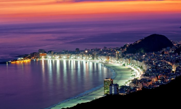 Brazylia Copacabana