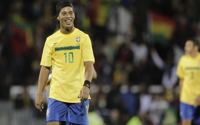 Brazylia futbol