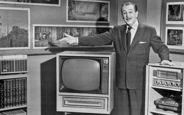 czarno-biały TV