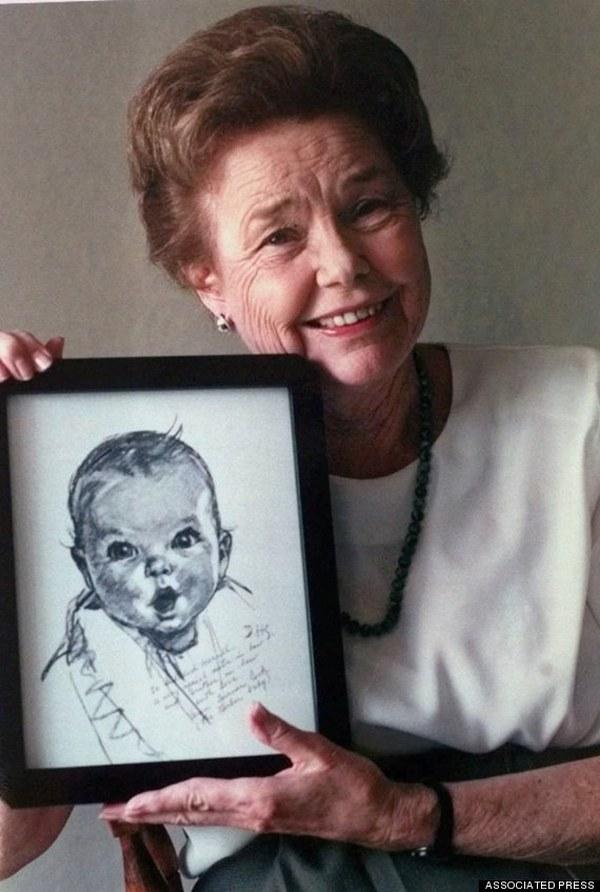 Ann Turner Cook - twarz Gerbera