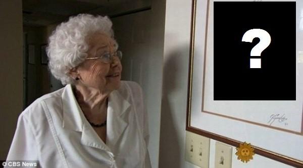 Ann Turener Cook - twarz Gerbera