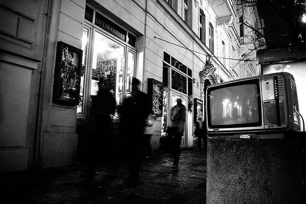 ile czasu oglądamy TV