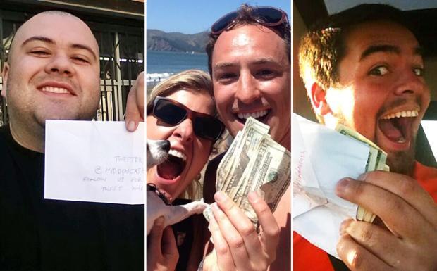 Ukryte pieniądze San Francisco - twitter