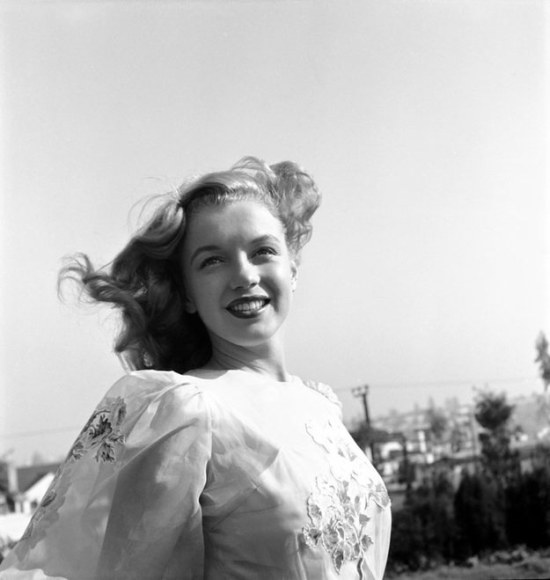 Zatrzmane w kadrze: Marilyn Monroe