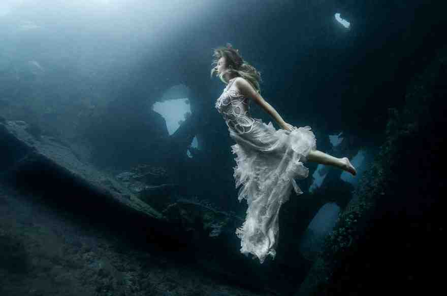 modelka pod woda 3