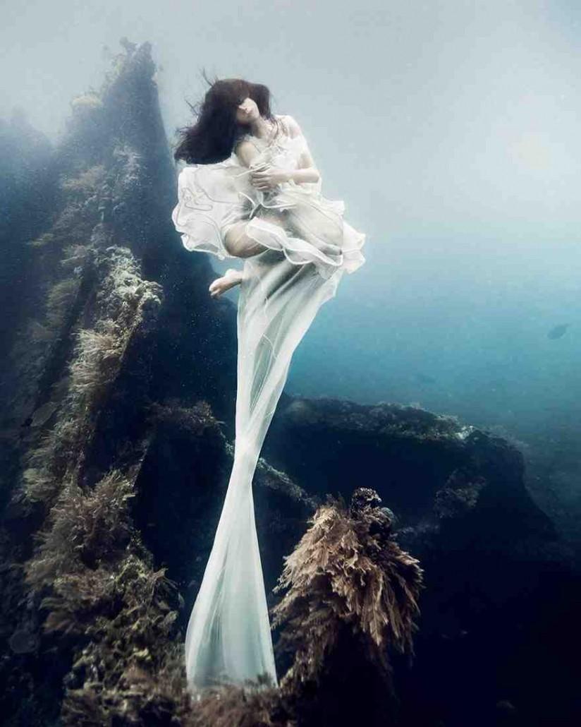 modelka pod woda 5