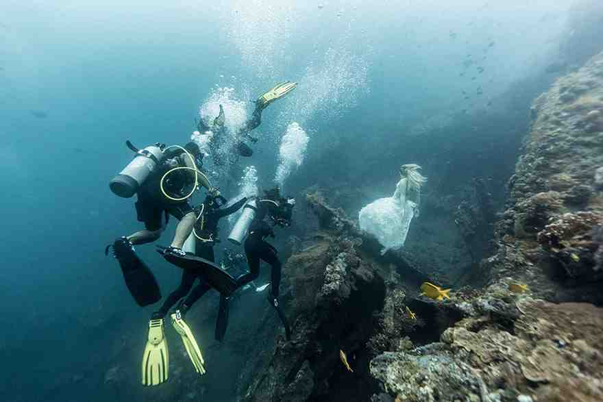 modelka pod woda 6