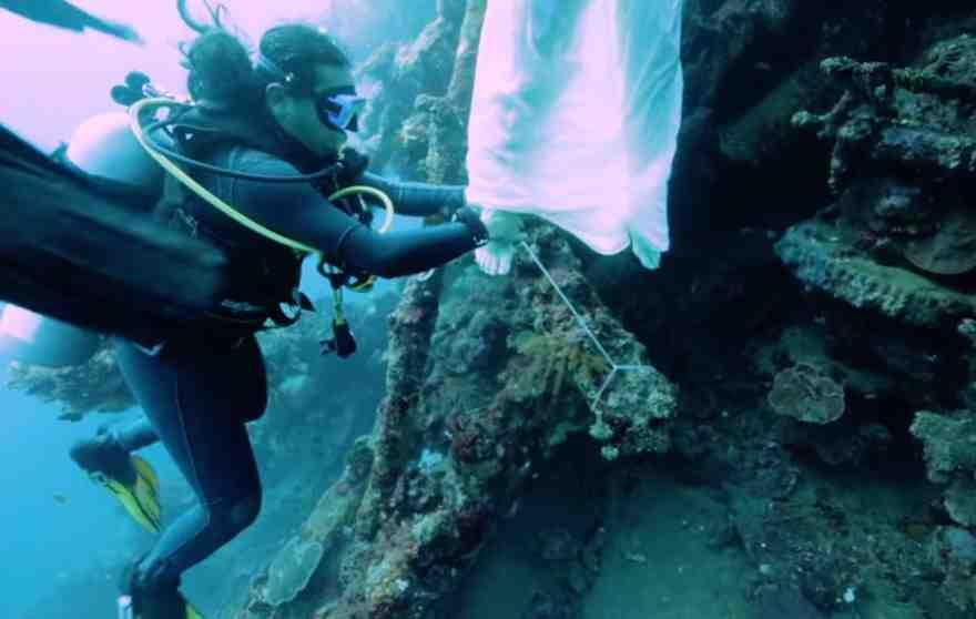 modelka pod woda 7