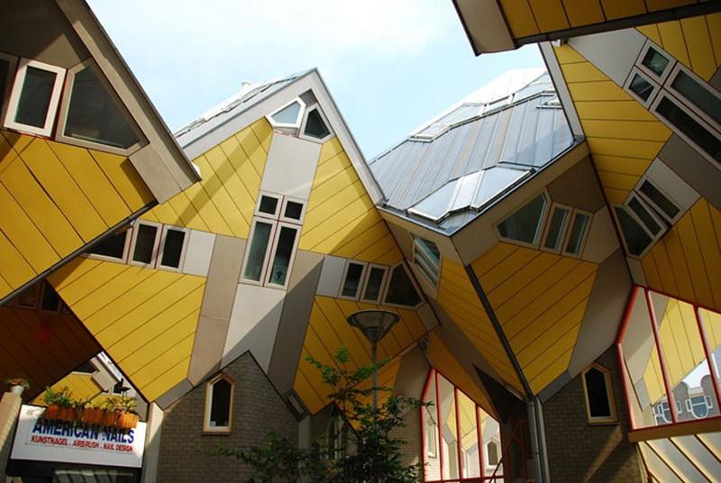 Dziwne domy z całego świata