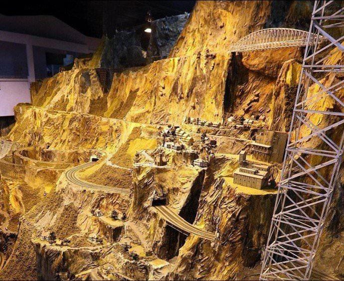 Największa makieta kolejowa na świecie