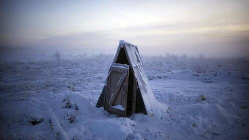 oymyakon najzimniejsze miejsce na planecie Ziemia
