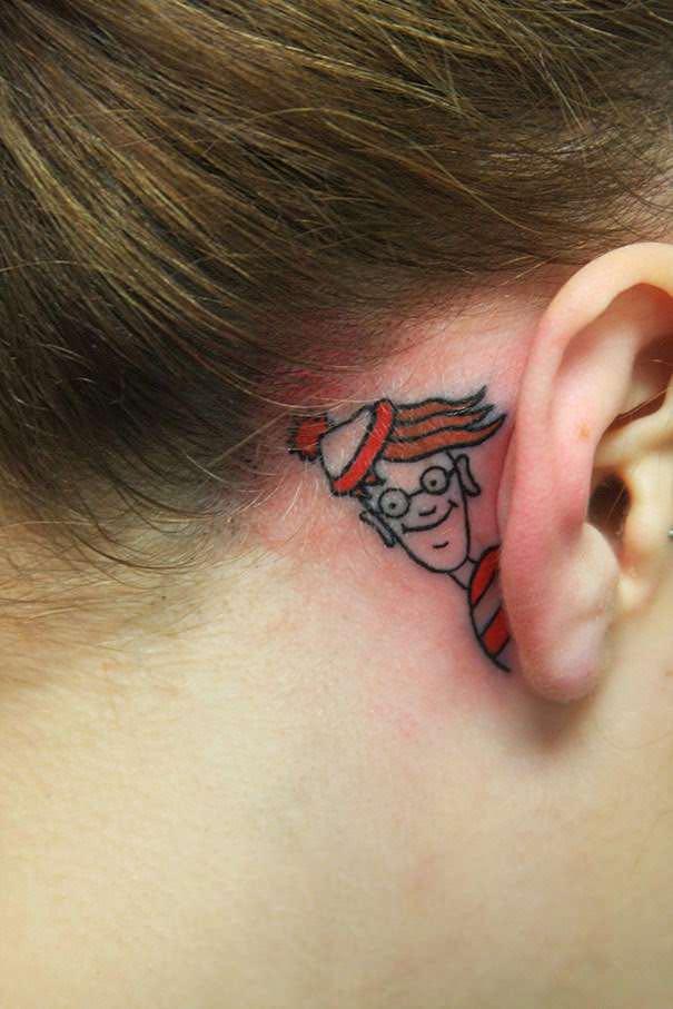 ciekawe tatuaże