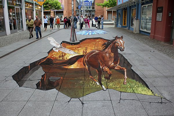 Street art - uliczna sztuka