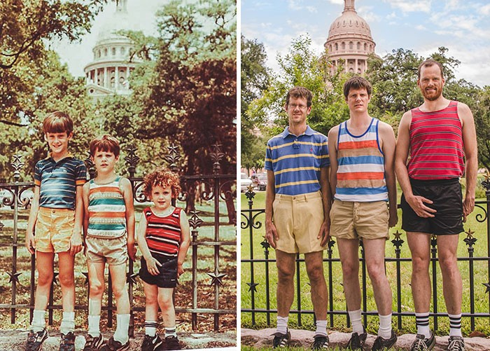 3 braci 29 lat pozniej