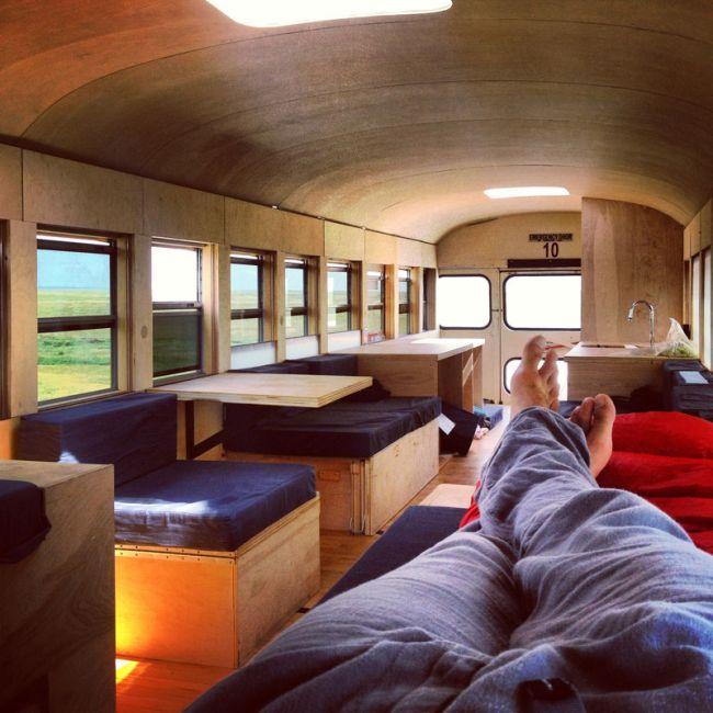 autobusem przez świat