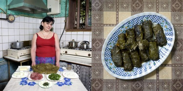 babcine jedzenie z całego świata