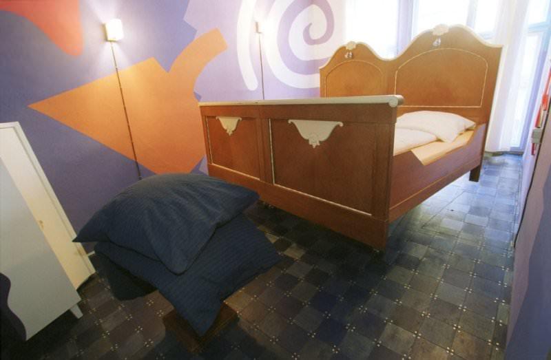 Hotel w którym każdy pokój jest inny