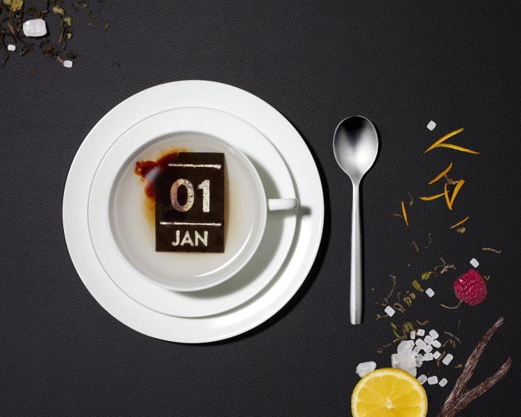 herbaciany kalendarz