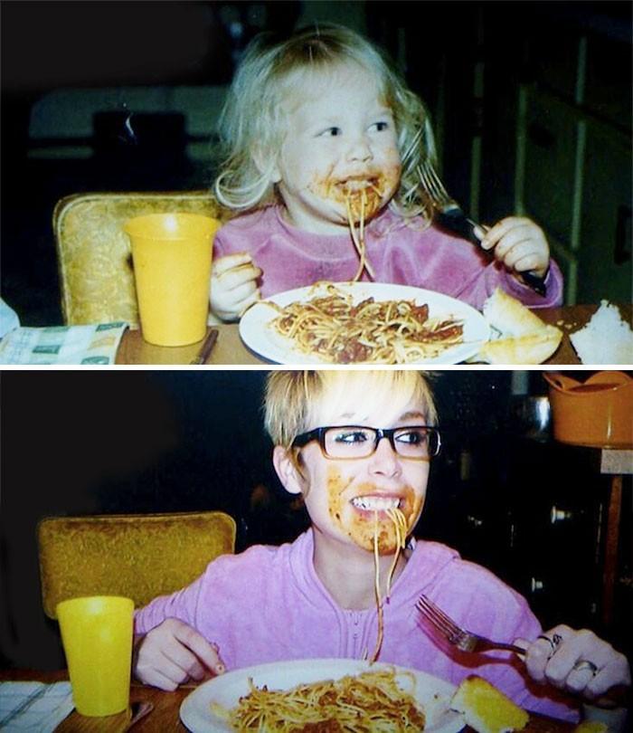 kocham spagetti