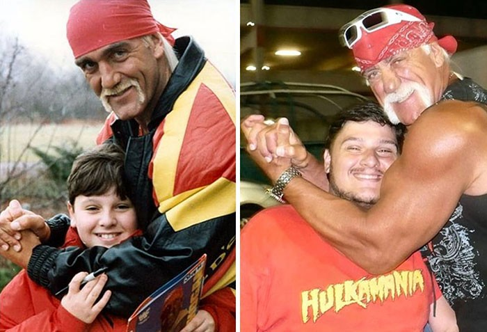 poznajemy Hulka Hogana