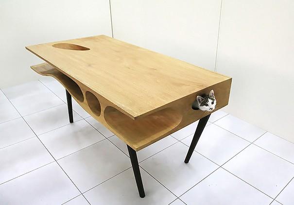 stol dla kota