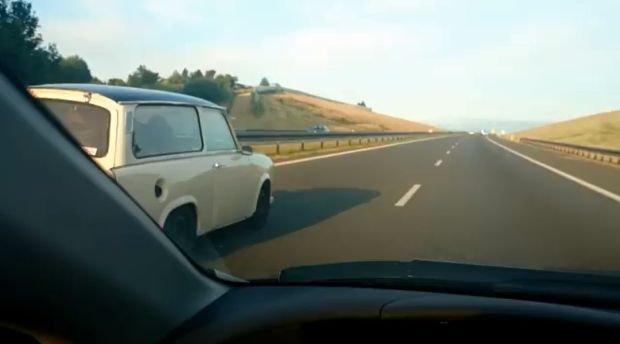 trabant 180km/h autostrada